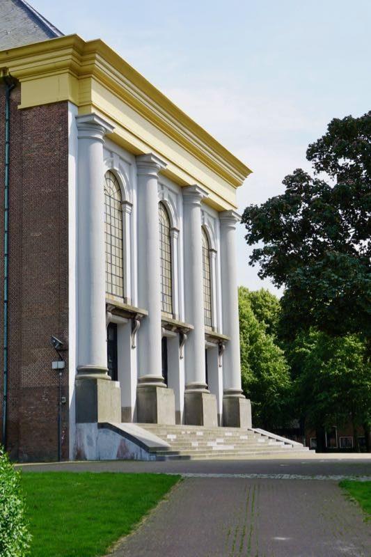 De 'Nieuwe kerk' van Zierikzee
