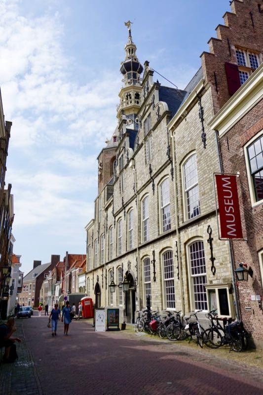 Het Stadhuismuseum van Zierikzee