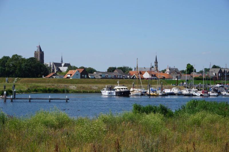 Verschillende jachthavens bij Tholen