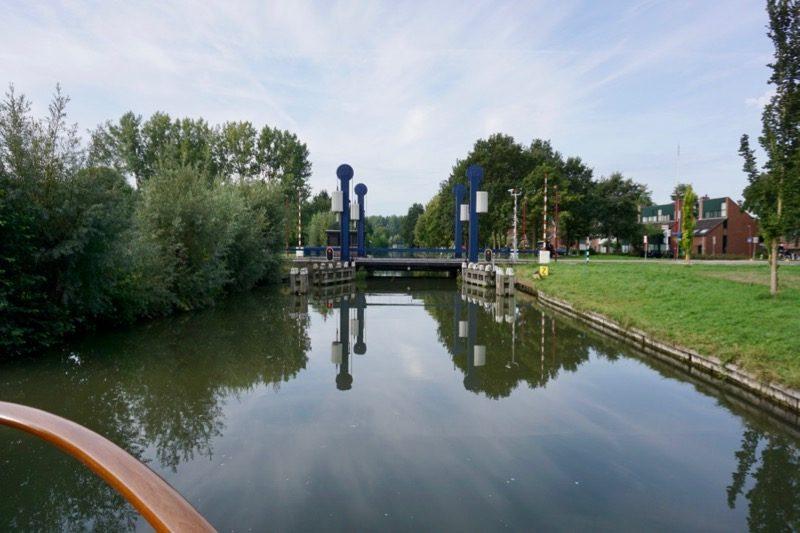 De Geinbrug in de Doorslag bij Nieuwegein
