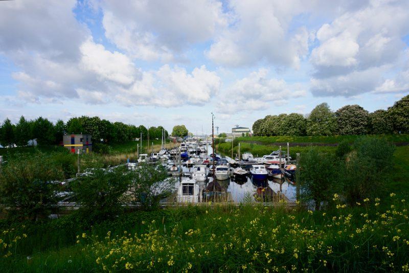 Watersportvereniging 'De Merwede' bij Gorinchem