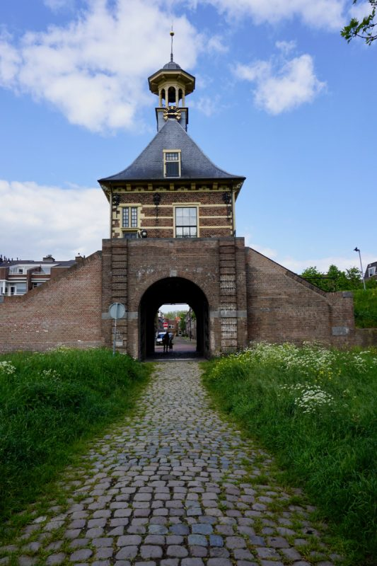 De Dalempoort is de laatst overgebleven poort van Gorinchem