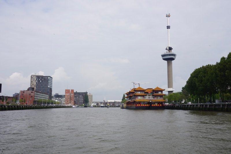 De Parkhaven van Rotterdam