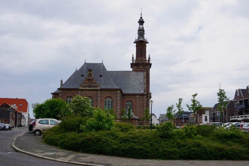 De Nieuwe Kerk van Katwijk
