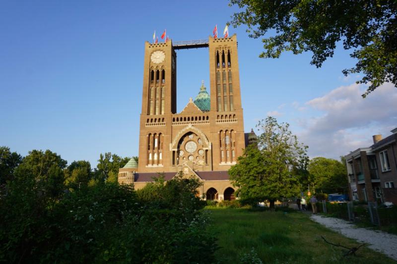 'Klimmen naar het licht' in de Kathedrale Basiliek Sint Bavo