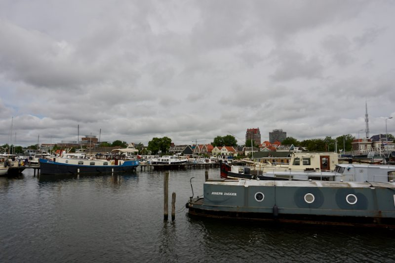 Jachthaven Dukra in Zaandam