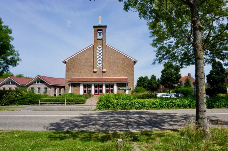 De Ontmoetingskerk in Middenmeer