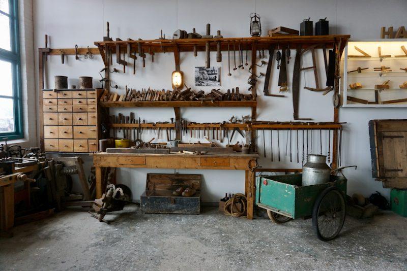 De Werkplaats aan de kade van Hasselt