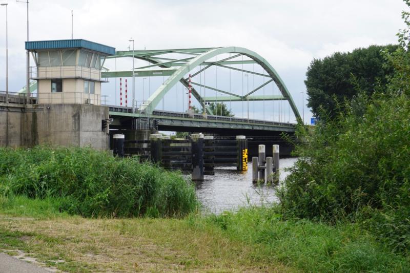 Zwartewaterbrug bij Hasselt