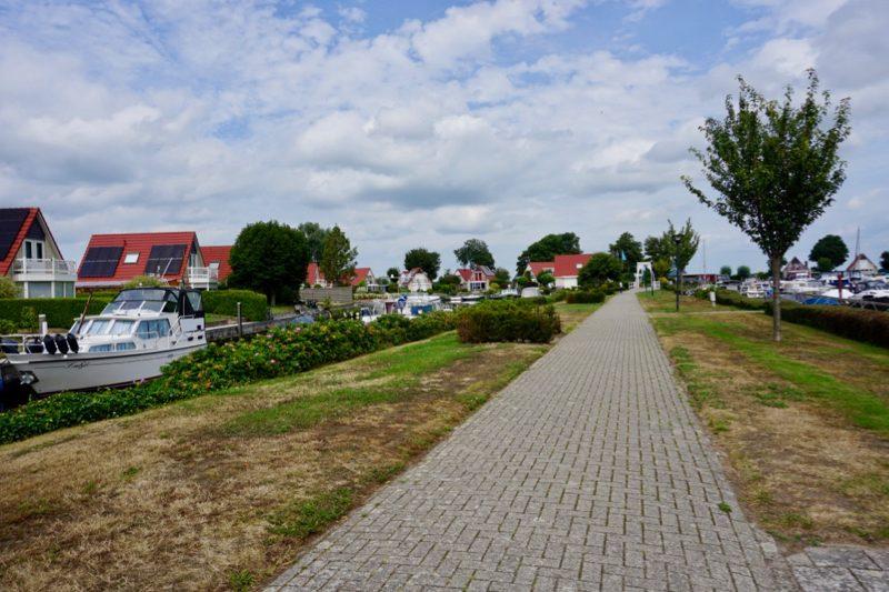 Jachthaven Molenwaard te Hasselt
