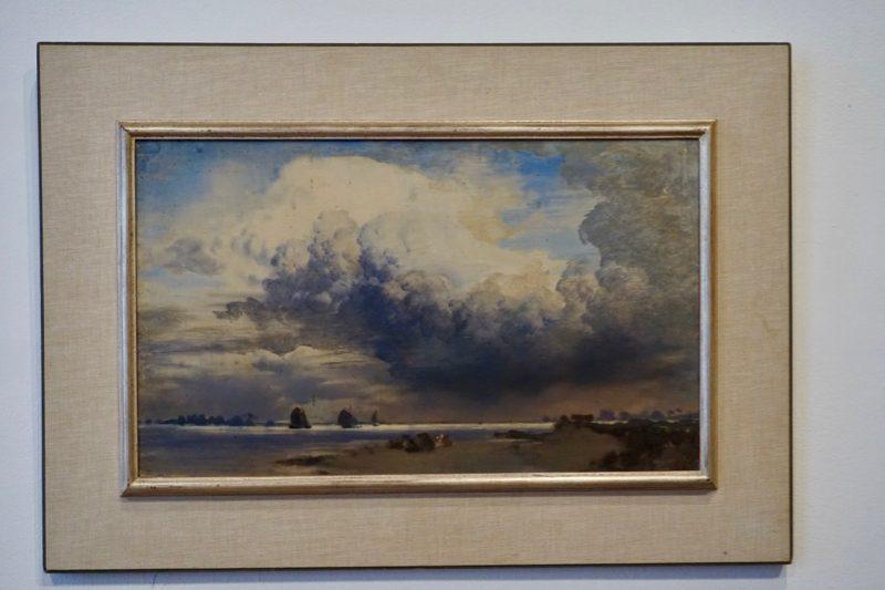 Schilderij van Jan Voerman sr. in het Voermanmuseum te Hattem